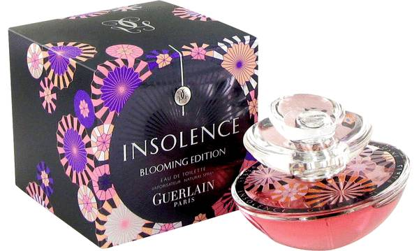 perfume Insolence Blooming Perfume