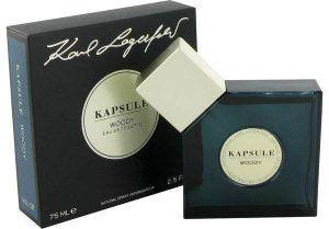 Kapsule Woody Perfume, de Karl Lagerfeld · Perfume de Mujer