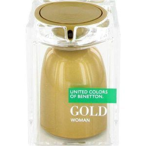 United Colors Of Benetton Gold Perfume, de Benetton · Perfume de Mujer