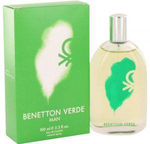 Benetton Verde Cologne, de Benetton · Perfume de Hombre