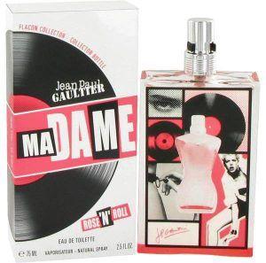 Madame Rose 'n' Roll Perfume, de Jean Paul Gaultier · Perfume de Mujer