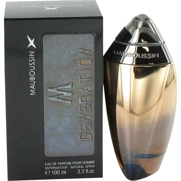 perfume M Generation Cologne