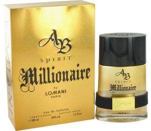 Spirit Millionaire Cologne, de Lomani · Perfume de Hombre