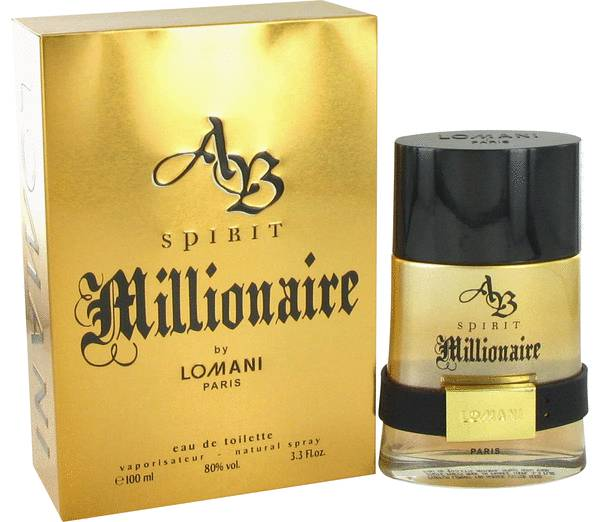 perfume Spirit Millionaire Cologne