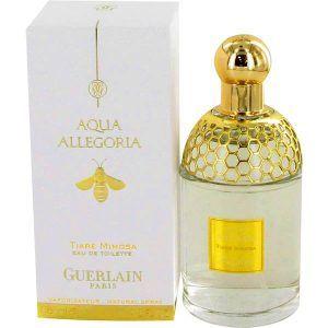 Aqua Allegoria Tiare Mimosa Perfume, de Guerlain · Perfume de Mujer