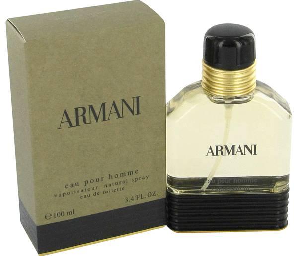perfume Armani Cologne