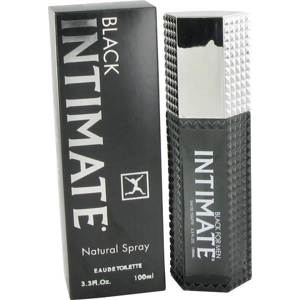 perfume Intimate Black Cologne