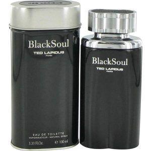 Black Soul Cologne, de Ted Lapidus · Perfume de Hombre