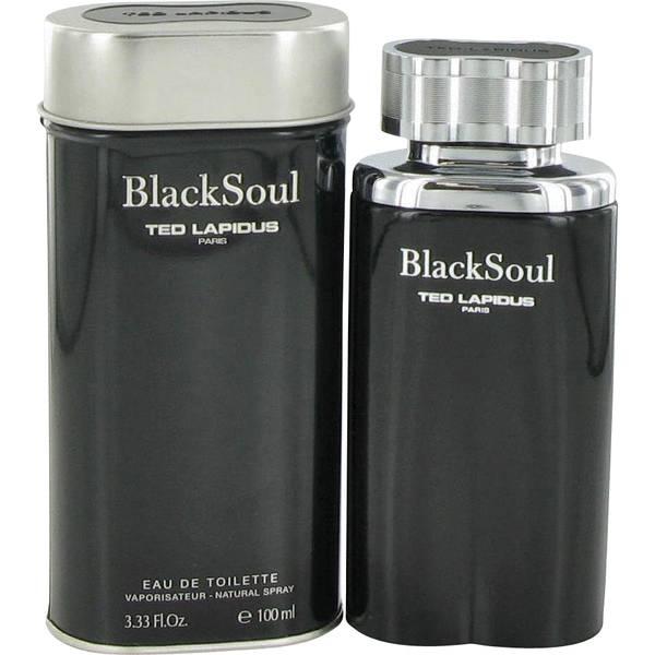 perfume Black Soul Cologne