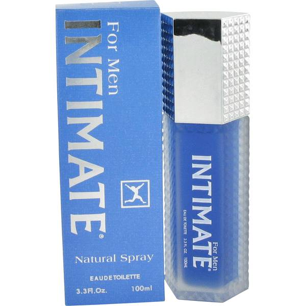 perfume Intimate Blue Cologne