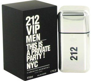 212 Vip Cologne, de Carolina Herrera · Perfume de Hombre