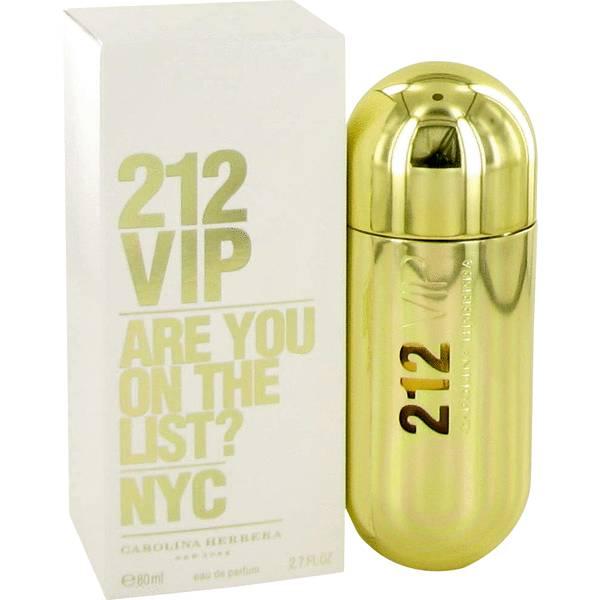 perfume 212 Vip Perfume