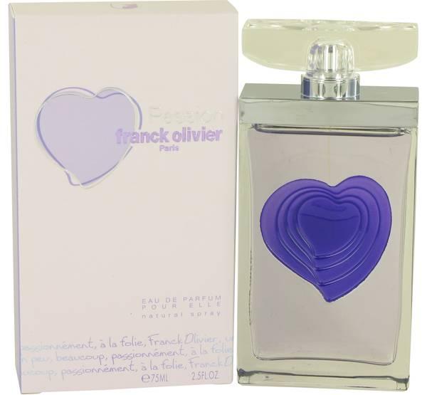 perfume Passion Franck Olivier Perfume