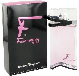 F For Fascinating Night Perfume, de Salvatore Ferragamo · Perfume de Mujer