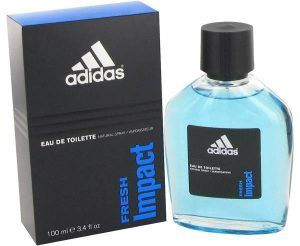 Adidas Fresh Impact Cologne, de Adidas · Perfume de Hombre