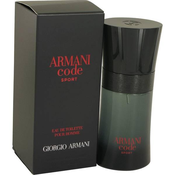 perfume Armani Code Sport Cologne