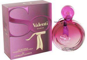 So Valenti Perfume, de Giorgio Valenti · Perfume de Mujer