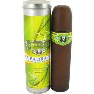 Cuba Brazil Cologne, de Fragluxe · Perfume de Hombre