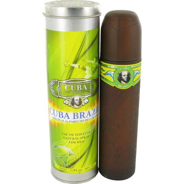 perfume Cuba Brazil Cologne
