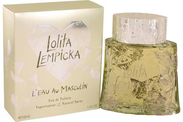 perfume Lolita Lempicka L'eau Au Masculin Cologne