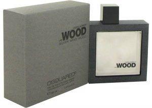 He Wood Silver Wind Wood Cologne, de Dsquared2 · Perfume de Hombre