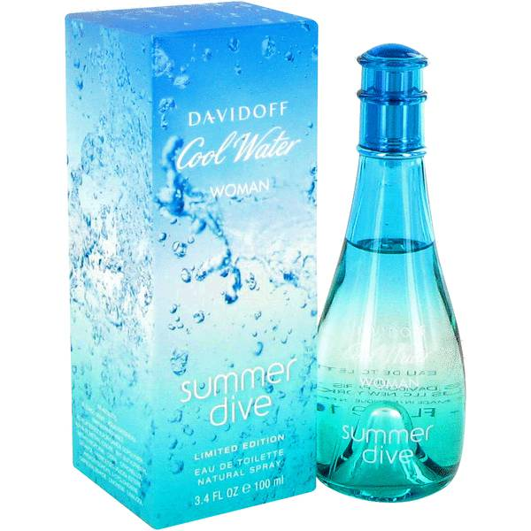 perfume Cool Water Summer Dive Perfume
