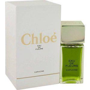 Chloe Eau De Fleurs Capucine Perfume, de Chloe · Perfume de Mujer