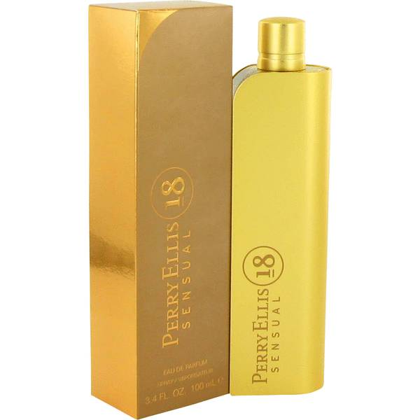 perfume Perry Ellis 18 Sensual Perfume