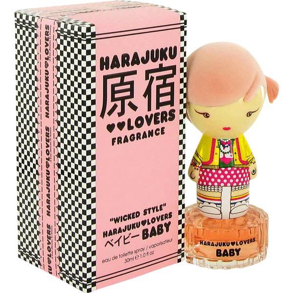 perfume Harajuku Lovers Wicked Style Ba