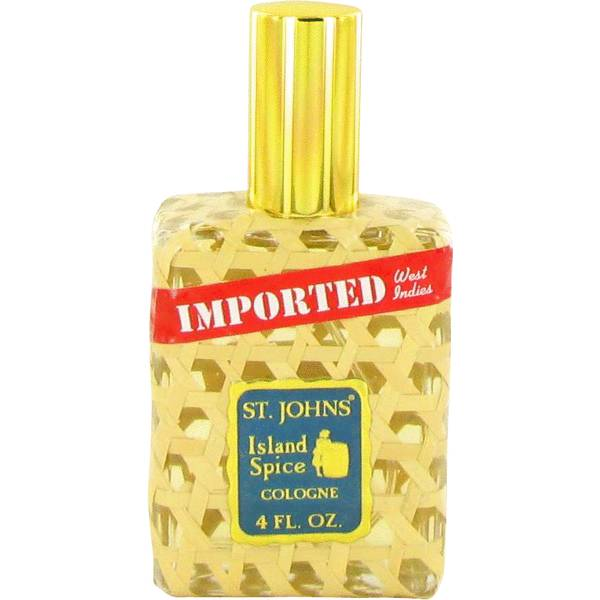 perfume St. Johns Bay Rum Island Spice Cologne