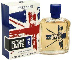 Extreme Limite Rock Cologne, de Jeanne Arthes · Perfume de Hombre