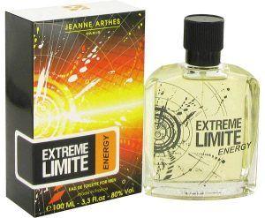 Extreme Limite Energy Cologne, de Jeanne Arthes · Perfume de Hombre