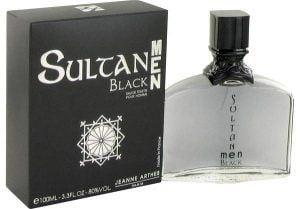 Sultan Black Cologne, de Jeanne Arthes · Perfume de Hombre