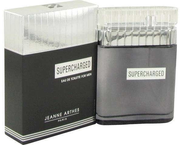 perfume Supercharged Cologne
