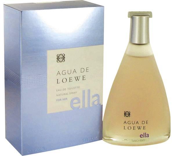 perfume Agua De Loewe Ella Perfume
