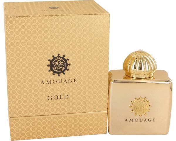 perfume Amouage Gold Perfume