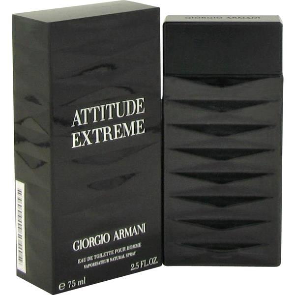 perfume Attitude Extreme Cologne