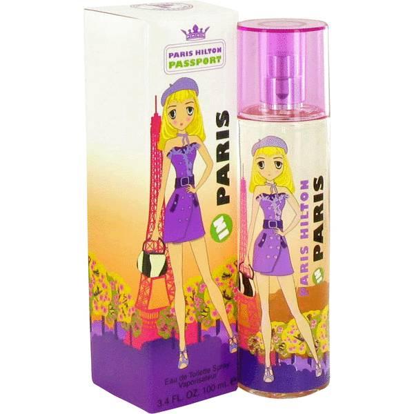perfume Paris Hilton Passport In Paris Perfume