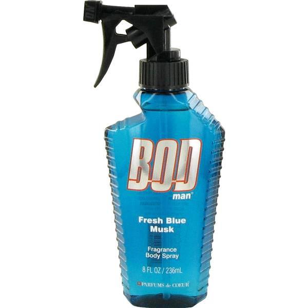 perfume Bod Man Fresh Blue Musk Cologne