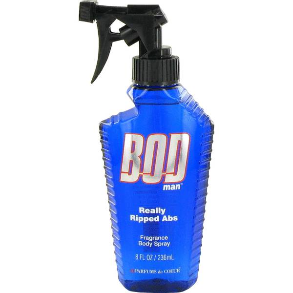 perfume Bod Man Really Ripped Abs Cologne