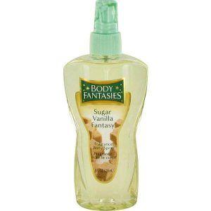 Body Fantasies Sugar Vanilla Fantasy Perfume, de Parfums De Coeur · Perfume de Mujer
