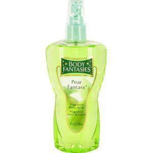 Body Fantasies Pear Fantasy Perfume, de Parfums De Coeur · Perfume de Mujer