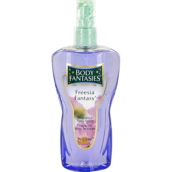 perfume Body Fantasies Signature Freesia Perfume