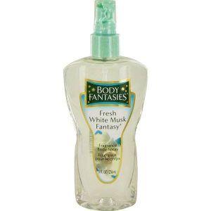 Body Fantasies Fresh White Musk Fantasy Perfume, de Parfums De Coeur · Perfume de Mujer