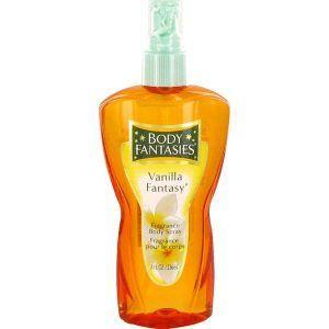 Body Fantasies Vanilla Fantasy Perfume, de Parfums De Coeur · Perfume de Mujer