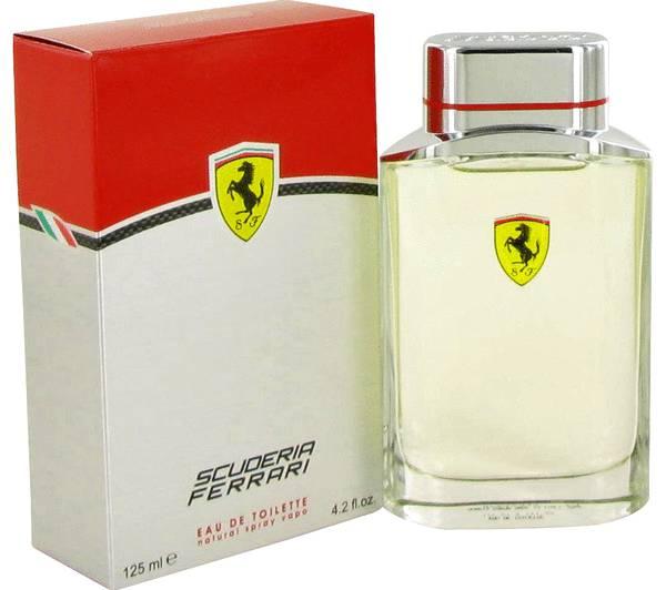 perfume Ferrari Scuderia Cologne