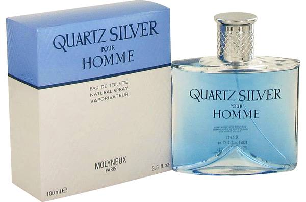 perfume Quartz Silver Cologne