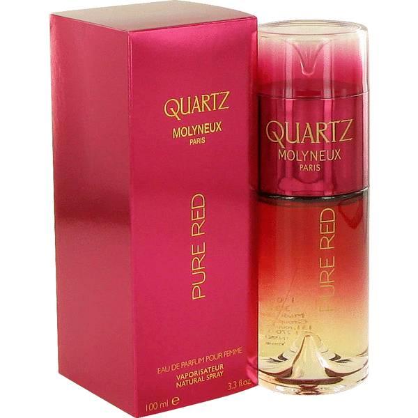 perfume Quartz Pure Red Perfume
