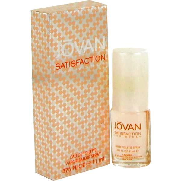 perfume Jovan Satisfaction Perfume