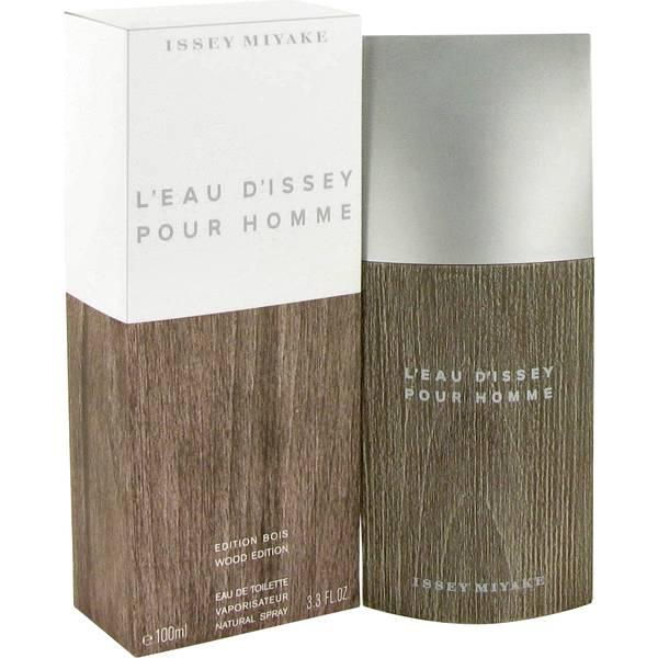 perfume L'eau D'issey Fleur De Bois (limited Wood Edition) Cologne